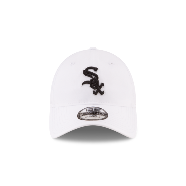 CHICAGO WHITE SOX PERFORATED PIVOT 9TWENTY ADJUSTABLE Front view