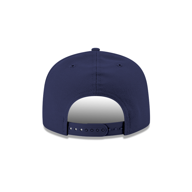 CLEVELAND CAVALIERS BLUE TONAL 9FIFTY SNAPBACK Rear view