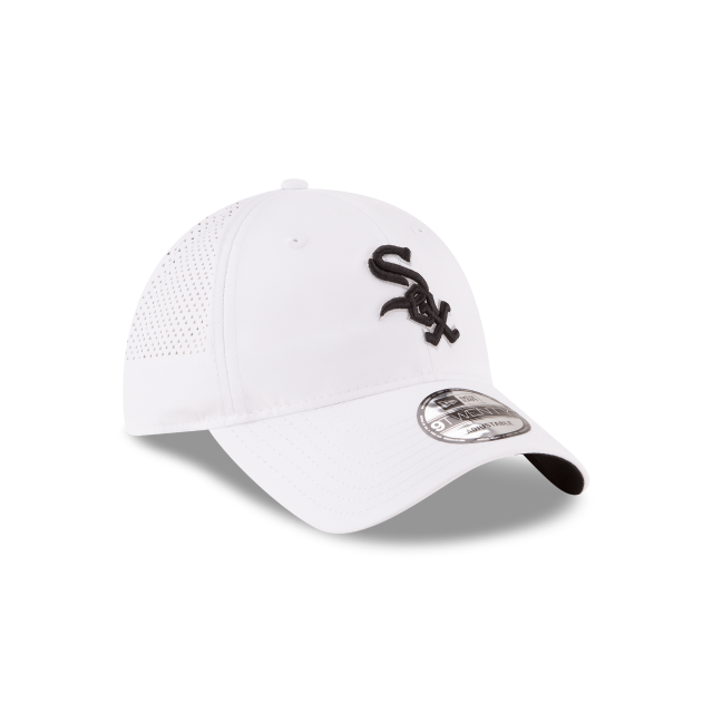 CHICAGO WHITE SOX PERFORATED PIVOT 9TWENTY ADJUSTABLE 3 quarter right view