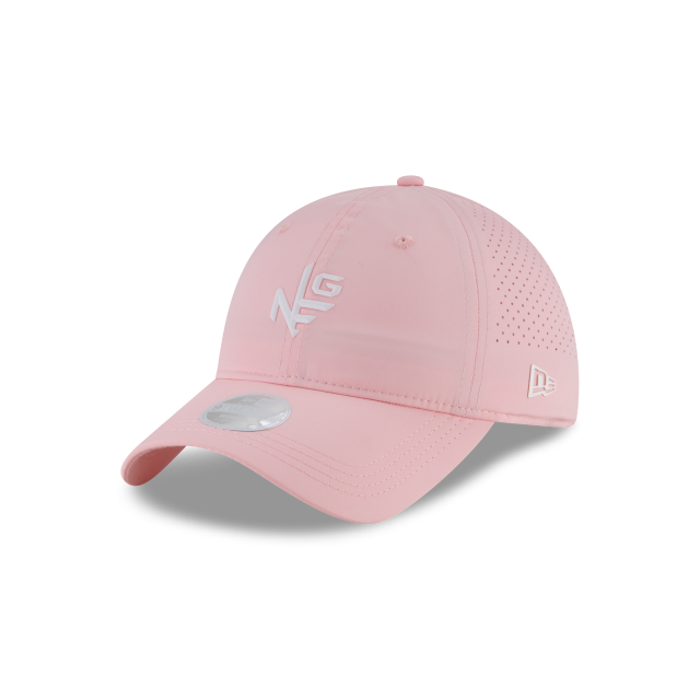 WOMENS PINK PROLIGHT 9TWENTY ADJUSTABLE 3 quarter left view