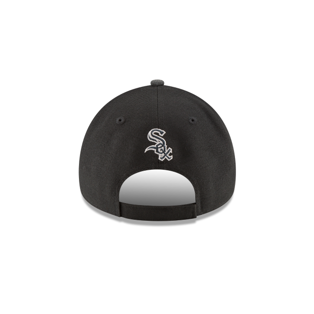 CHICAGO WHITE SOX HEATHER 9FORTY ADJUSTABLE Rear view