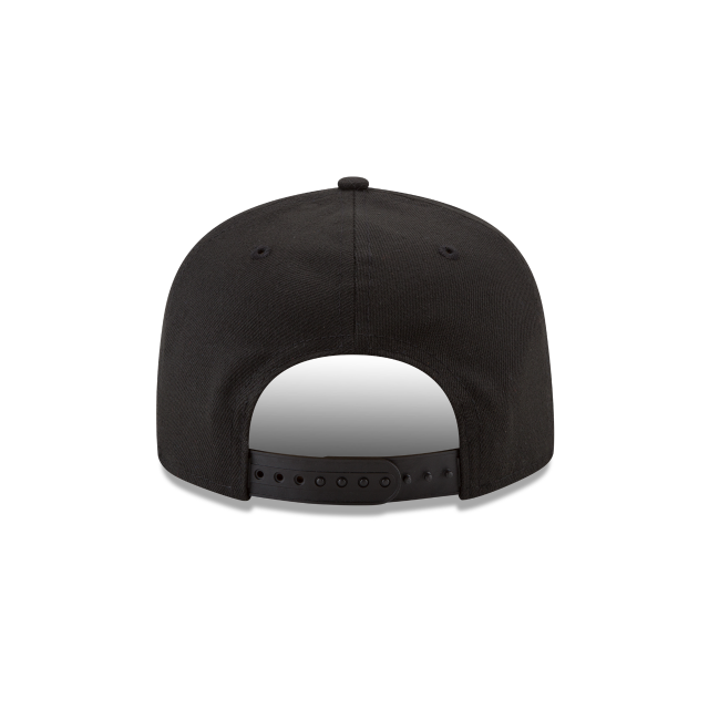 GOLDEN STATE WARRIORS SQUAD TWIST 9FIFTY SNAPBACK Rear view