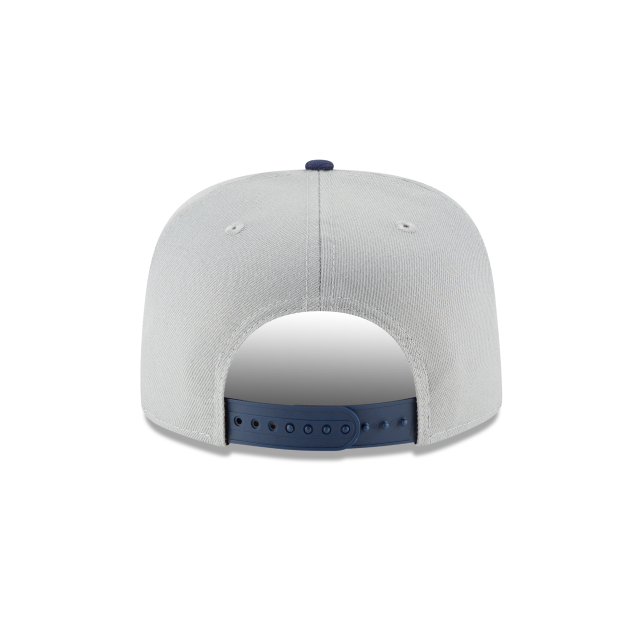 HOUSTON ASTROS PASTEL HIGH CROWN 9FIFTY SNAPBACK Rear view