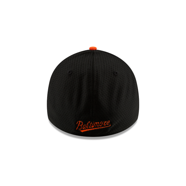BALTIMORE ORIOLES BATTING PRACTICE 39THIRTY STRETCH FIT Rear view