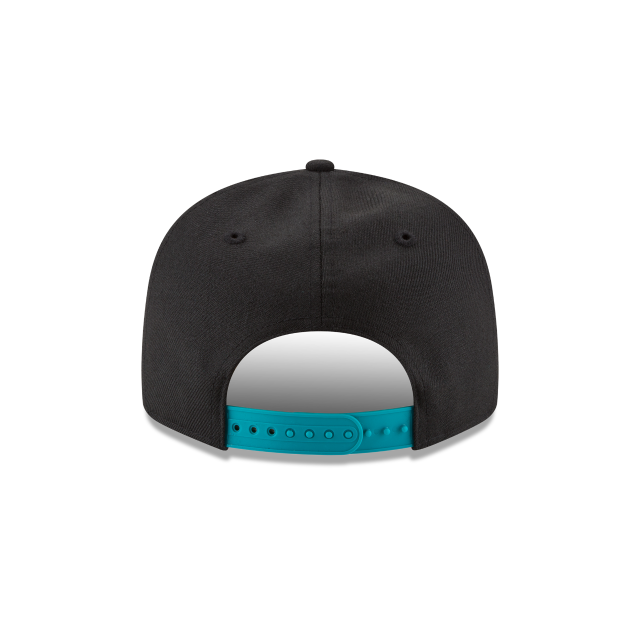 CHARLOTTE HORNETS CLASSICS 9FIFTY SNAPBACK Rear view
