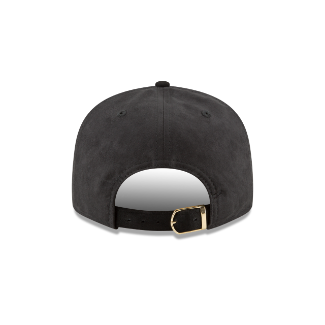 BROOKLYN NETS SNAKESKIN 9FIFTY SNAPBACK Rear view