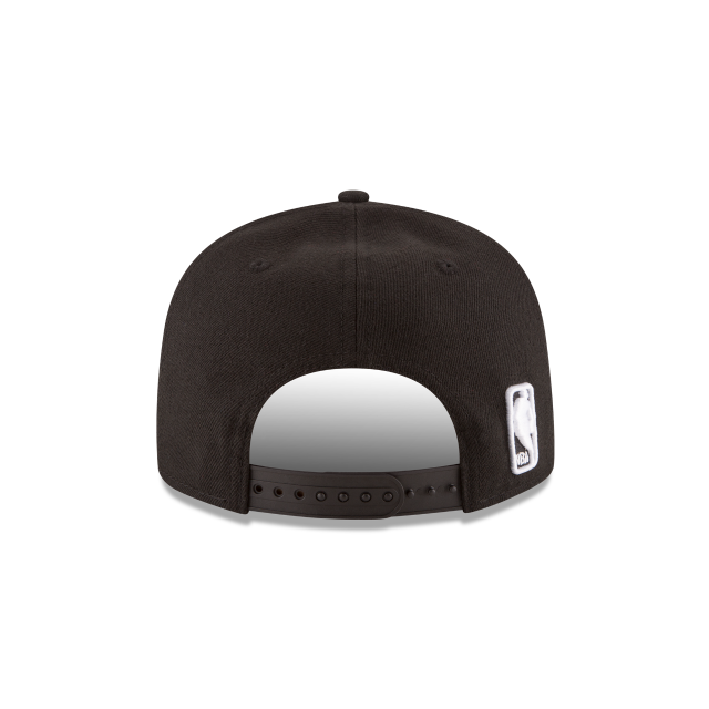 CHICAGO BULLS TEAM COLOR 9FIFTY SNAPBACK Rear view