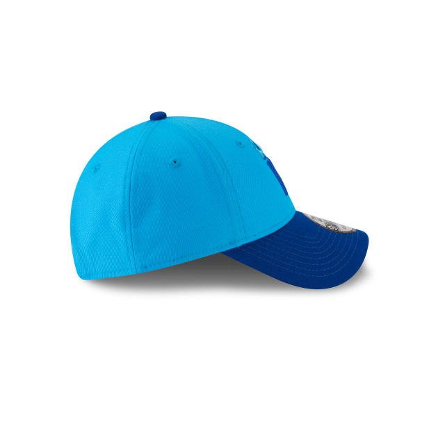 KANSAS CITY ROYALS PLAYERS WEEKEND 9FORTY ADJUSTABLE Right side view