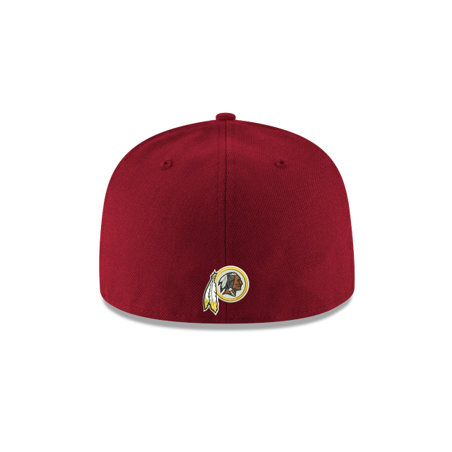 WASHINGTON REDSKINS NFL LOGO ELEMENTS 59FIFTY FITTED Rear view