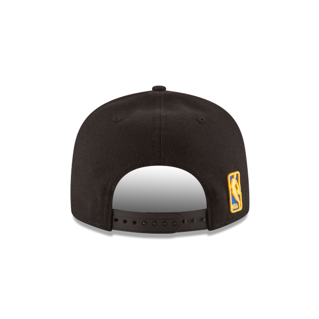 GOLDEN STATE WARRIORS TEAM COLOR 9FIFTY SNAPBACK Rear view