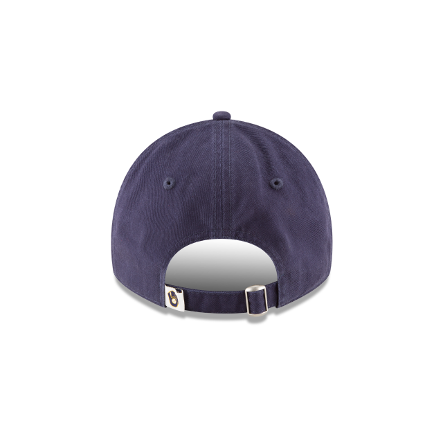 MILWAUKEE BREWERS CORE CLASSIC ALT2 9TWENTY ADJUSTABLE Rear view