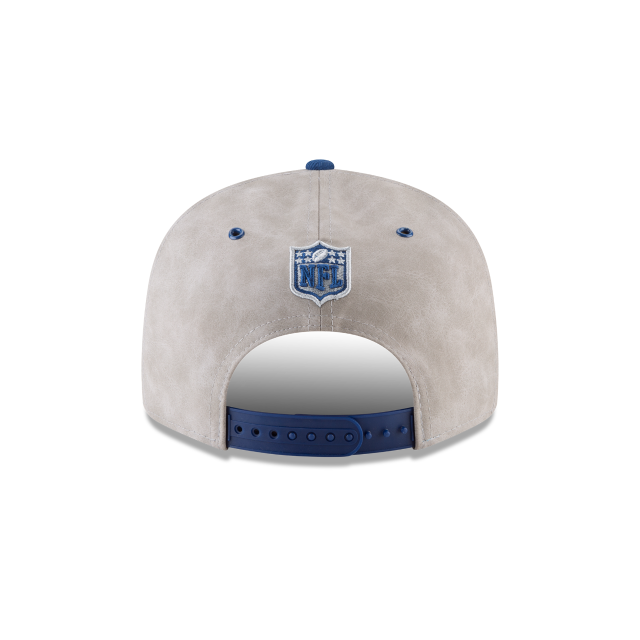 INDIANAPOLIS COLTS SPOTLIGHT PREMIUM 9FIFTY SNAPBACK Rear view