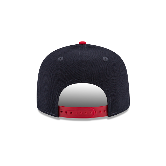 BOSTON RED SOX TEAM PATCHER 9FIFTY SNAPBACK Rear view