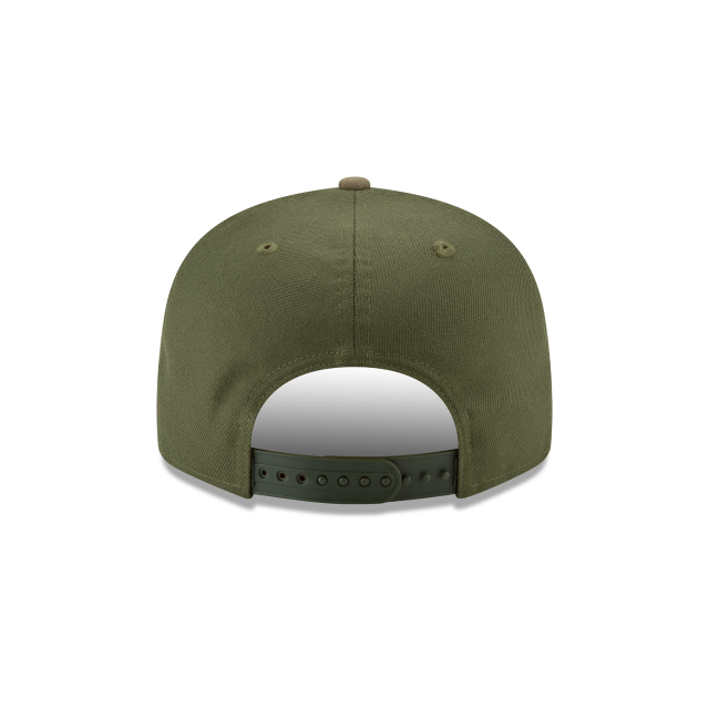 PHILADELPHIA EAGLES TONAL CHOICE GREEN 9FIFTY SNAPBACK Rear view