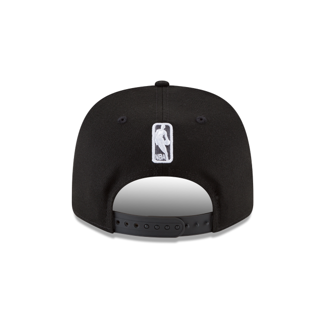 BROOKLYN NETS CROWN SOLID ORIGINAL FIT 9FIFTY SNAPBACK Rear view
