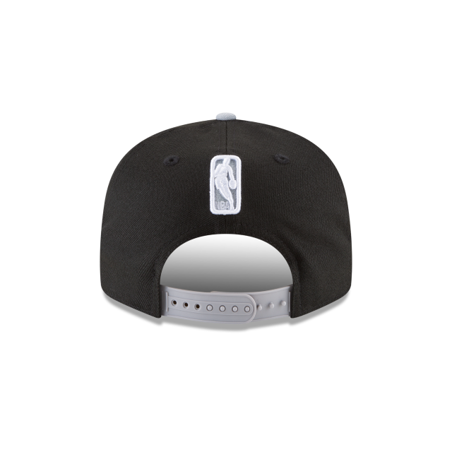 SAN ANTONIO SPURS SIDE STATED 9FIFTY SNAPBACK Rear view