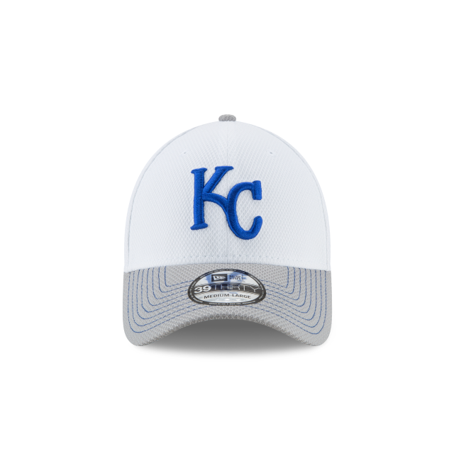 KANSAS CITY ROYALS 2T RAPID 39THIRTY STRETCH FIT Front view