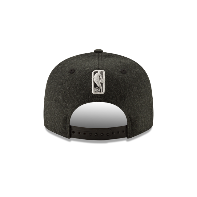 CLEVELAND CAVALIERS 2018 NBA AUTHENTICS: TIP OFF SERIES BLACK 9FIFTY SNAPBACK Rear view