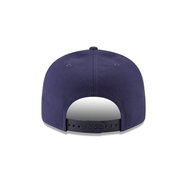 MILWAUKEE BREWERS POSTSEASON SIDE PATCH BASIC 9FIFTY SNAPBACK Rear view