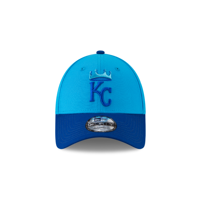 KANSAS CITY ROYALS PLAYERS WEEKEND 9FORTY ADJUSTABLE Front view