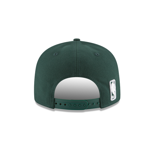 MILWAUKEE BUCKS PLAYOFF SIDE PATCH 9FIFTY SNAPBACK Rear view