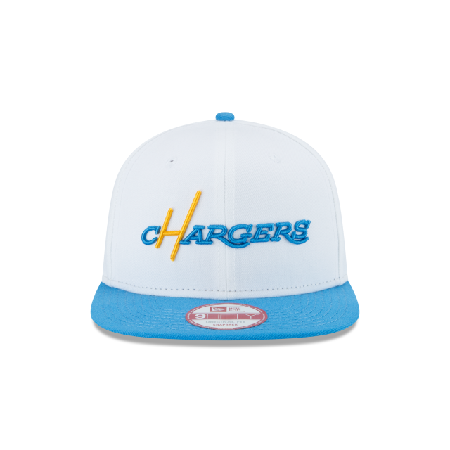 LOS ANGELES CHARGERS HISTORIC 9FIFTY SNAPBACK Front view