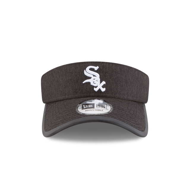 CHICAGO WHITE SOX SHADED EDGE VISOR Front view