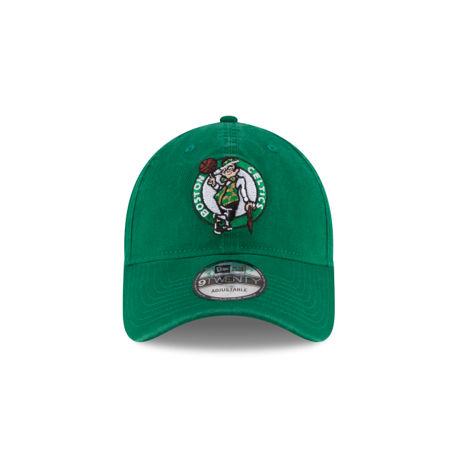 huge discount cf882 1825f BOSTON CELTICS PLAYOFF SIDE PATCH 9TWENTY ADJUSTABLE Front view