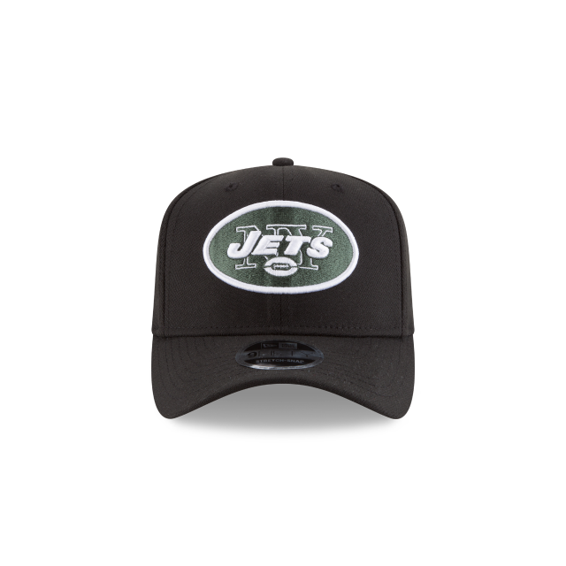 NEW YORK JETS OTC STRETCH SNAP 9FIFTY SNAPBACK Front view