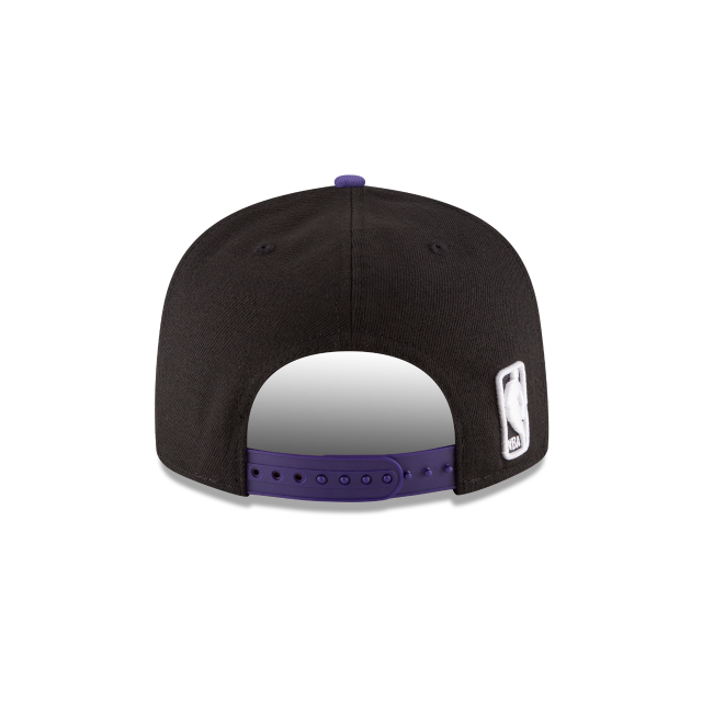 LOS ANGELES LAKERS 2TONE 9FIFTY SNAPBACK Rear view