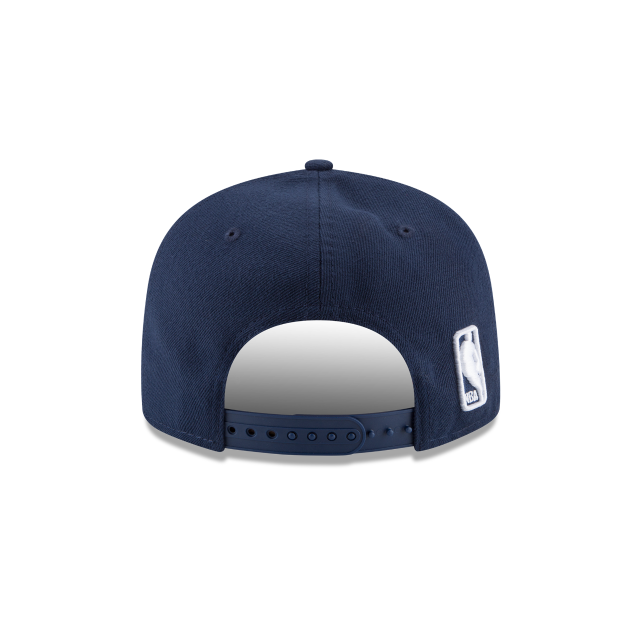 WASHINGTON WIZARDS TEAM COLOR 9FIFTY SNAPBACK Rear view