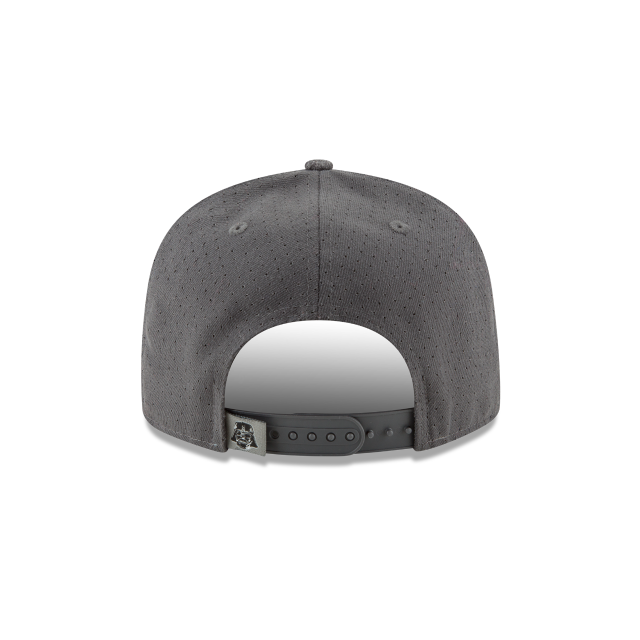 STAR WARS DARTH VADER PERFORATED 9FIFTY SNAPBACK Rear view