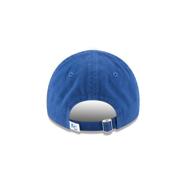 KANSAS CITY ROYALS CORE CLASSIC 9TWENTY ADJUSTABLE Rear view