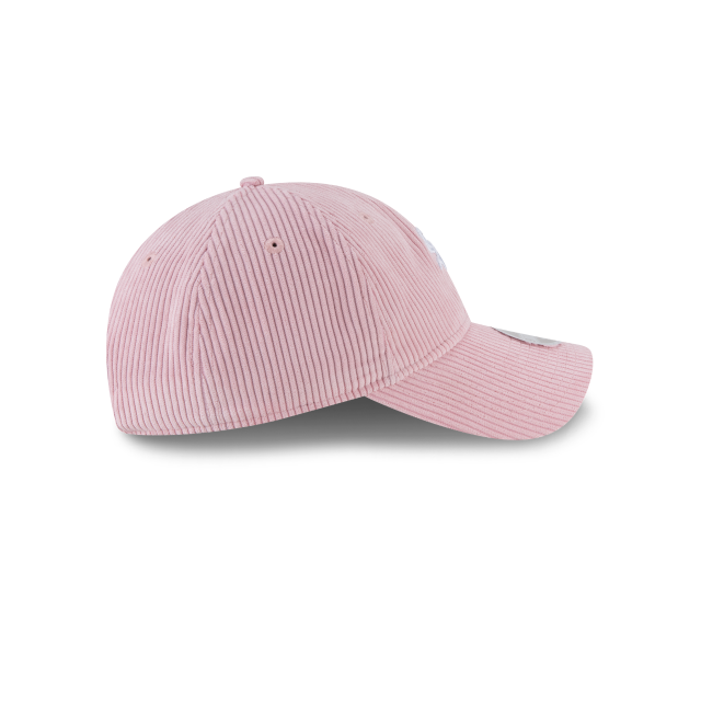 WOMENS CHICAGO WHITE SOX PINK CORDUROY 9TWENTY  Right side view