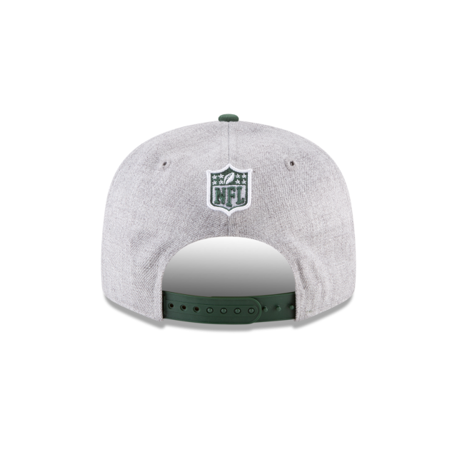 NEW YORK JETS NFL DRAFT 9FIFTY SNAPBACK Rear view