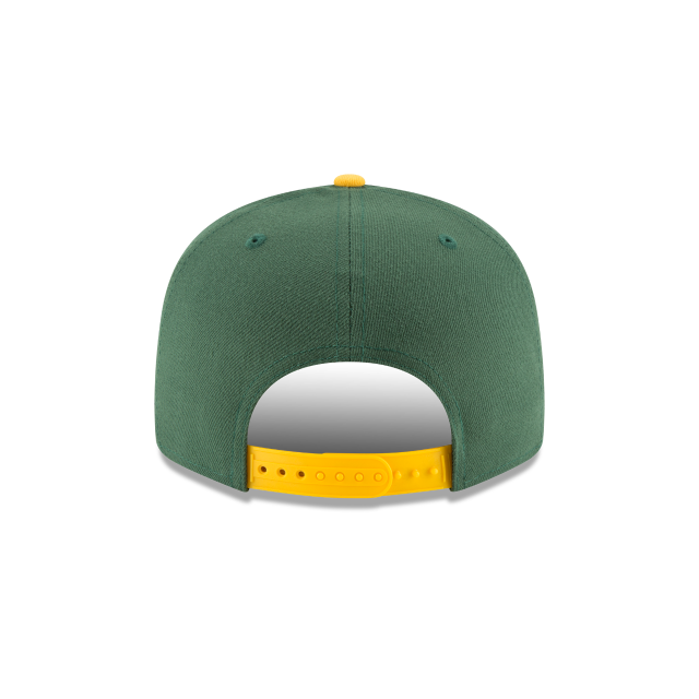 GREEN BAY PACKERS GLORY TURN 9FIFTY SNAPBACK Rear view