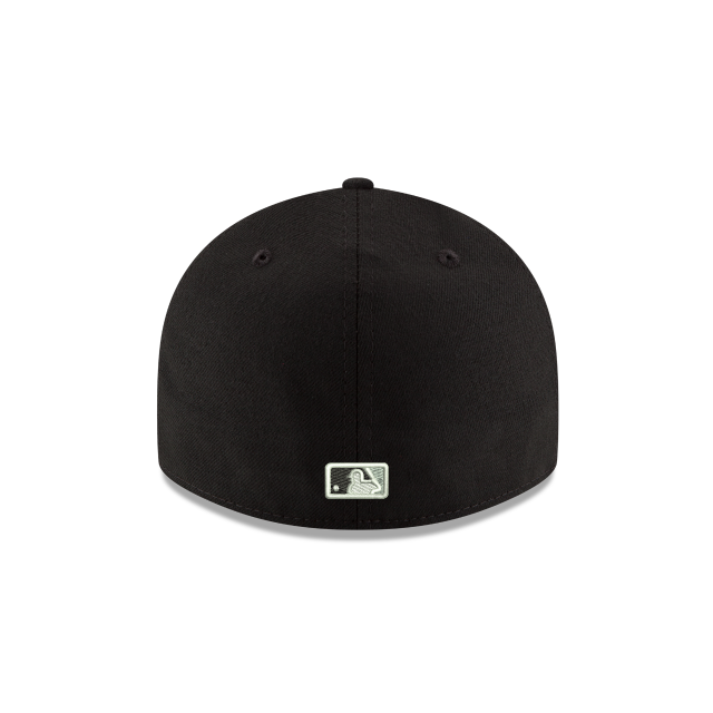 CHICAGO WHITE SOX WORLD SERIES LOW PROFILE 59FIFTY FITTED Rear view