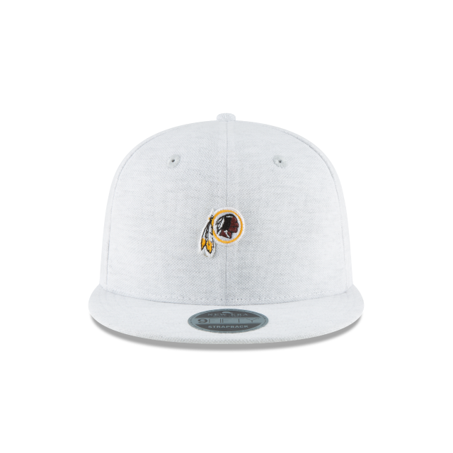 WASHINGTON REDSKINS MICRO STITCH 9FIFTY SNAPBACK Front view