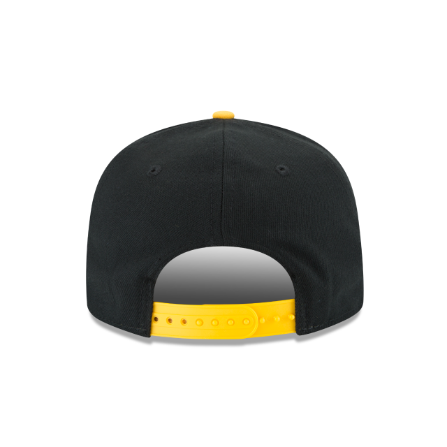 PITTSBURGH STEELERS HISTORIC 9FIFTY SNAPBACK Rear view