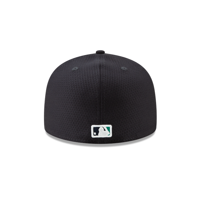 SEATTLE MARINERS BATTING PRACTICE 59FIFTY FITTED Rear view