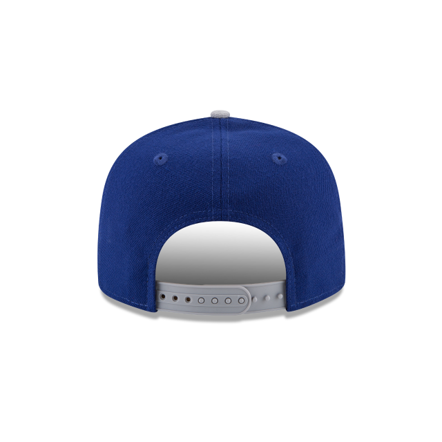 LOS ANGELES DODGERS TEAM PATCHER 9FIFTY SNAPBACK Rear view