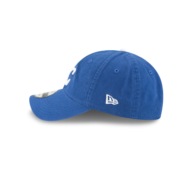 KANSAS CITY ROYALS CORE CLASSIC 9TWENTY ADJUSTABLE Left side view