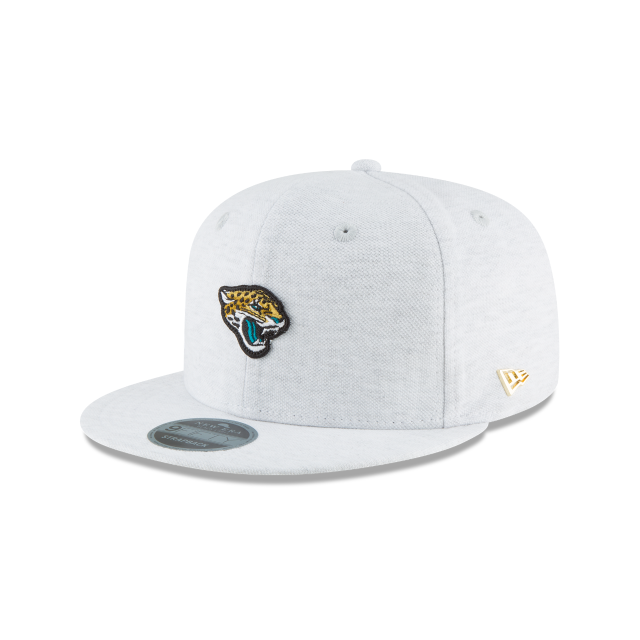 JACKSONVILLE JAGUARS MICRO STITCH 9FIFTY SNAPBACK 3 quarter left view