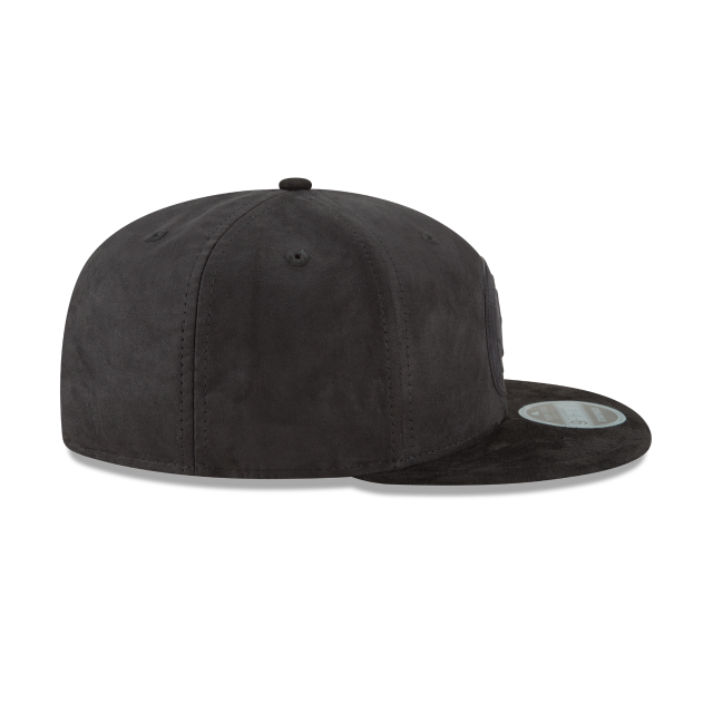 BROOKLYN NETS SNAKESKIN 9FIFTY SNAPBACK Right side view