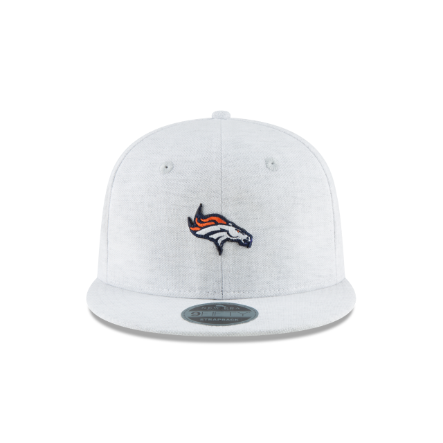 DENVER BRONCOS MICRO STITCH 9FIFTY SNAPBACK Front view