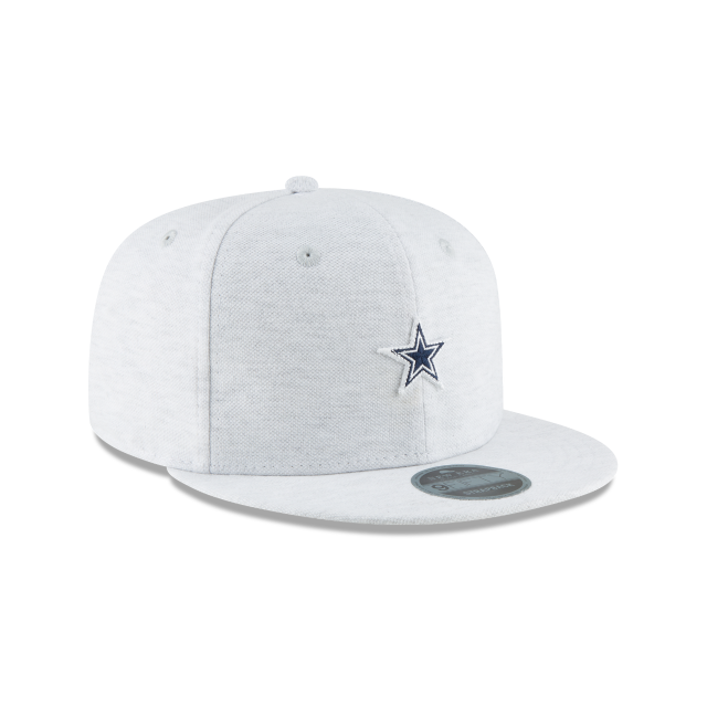 DALLAS COWBOYS MICRO STITCH 9FIFTY SNAPBACK 3 quarter right view