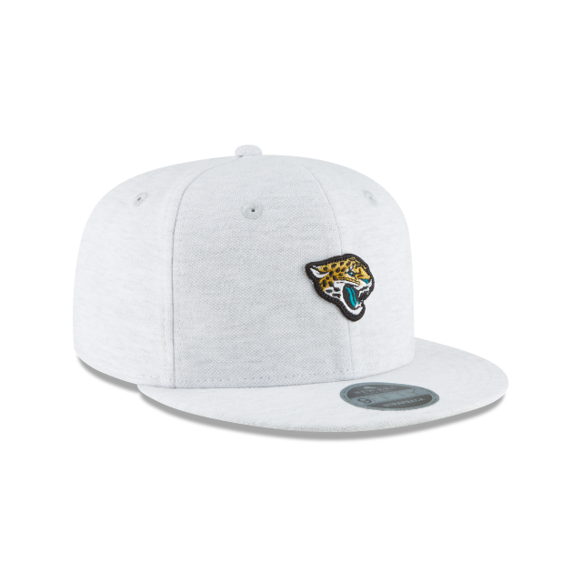JACKSONVILLE JAGUARS MICRO STITCH 9FIFTY SNAPBACK 3 quarter right view