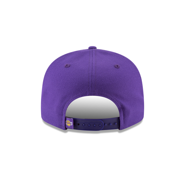 LOS ANGELES LAKERS Y2K BIG UNDER 9FIFTY SNAPBACK Rear view