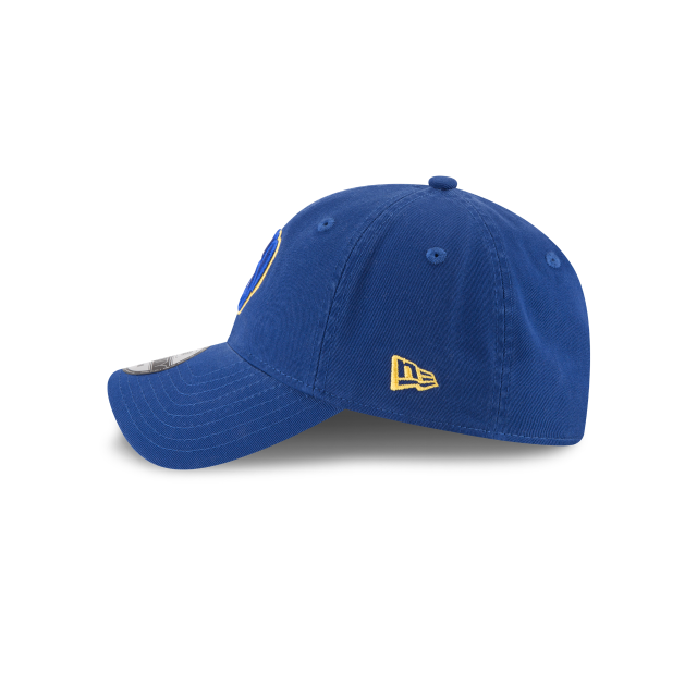 MILWAUKEE BREWERS CORE FIT ALT 49FORTY FITTED Left side view