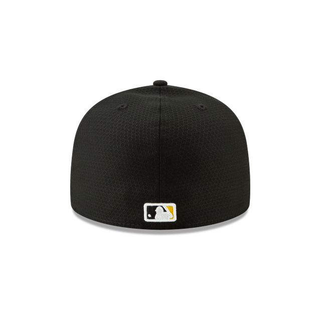 PITTSBURGH PIRATES BATTING PRACTICE 59FIFTY FITTED Rear view
